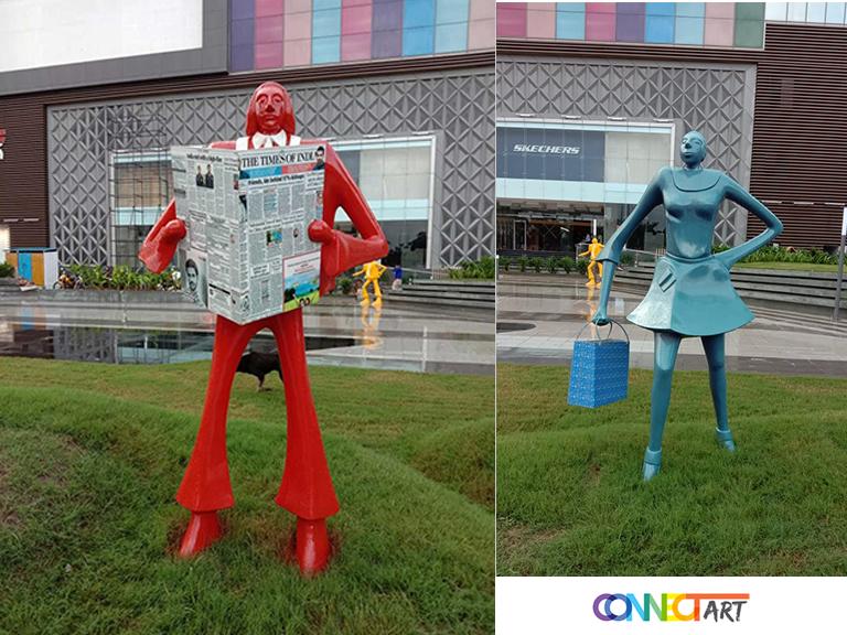 fiberglass sculpture artist