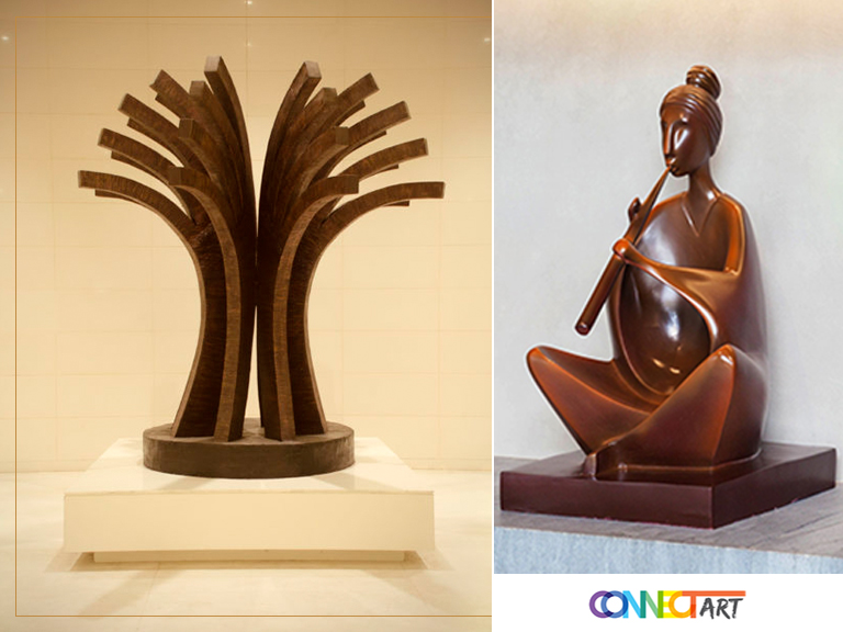 Wooden sculpture manufacturer
